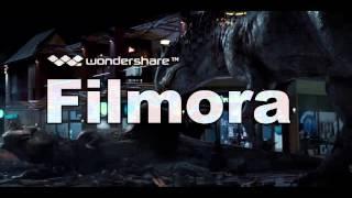 jurassic world 2015 t rex vs indominus rex hd clip