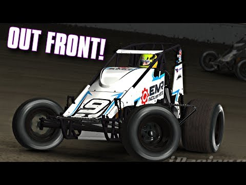 TWIST OF EVENTS! iRacing 360 Non Wing Sprint Cars @ Limaland