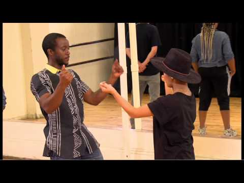 Pitch Perfect 2 Clapping Instructional