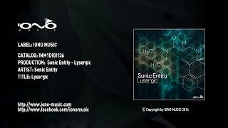 Sonic Entity - Lysergic
