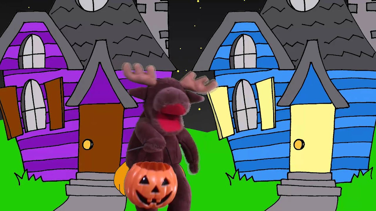 trick or treating halloween song for kids youtube - Halloween Youtube Kids