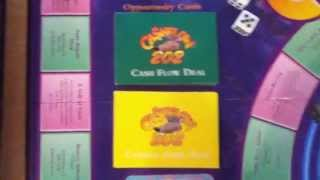 Cashflow Game 101 & 202 Differences