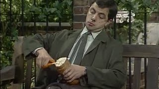 Mr. Bean – Sandwich im Park