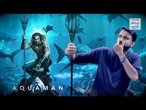 Aquaman Review | Jason Momoa | Amber Heard | James Wan | Nicole Kidman | DC | Selfie Review