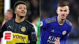 Chelsea Transfer Rater: Jadon Sancho and James Maddison heading to Stamford Bridge? | Premier League
