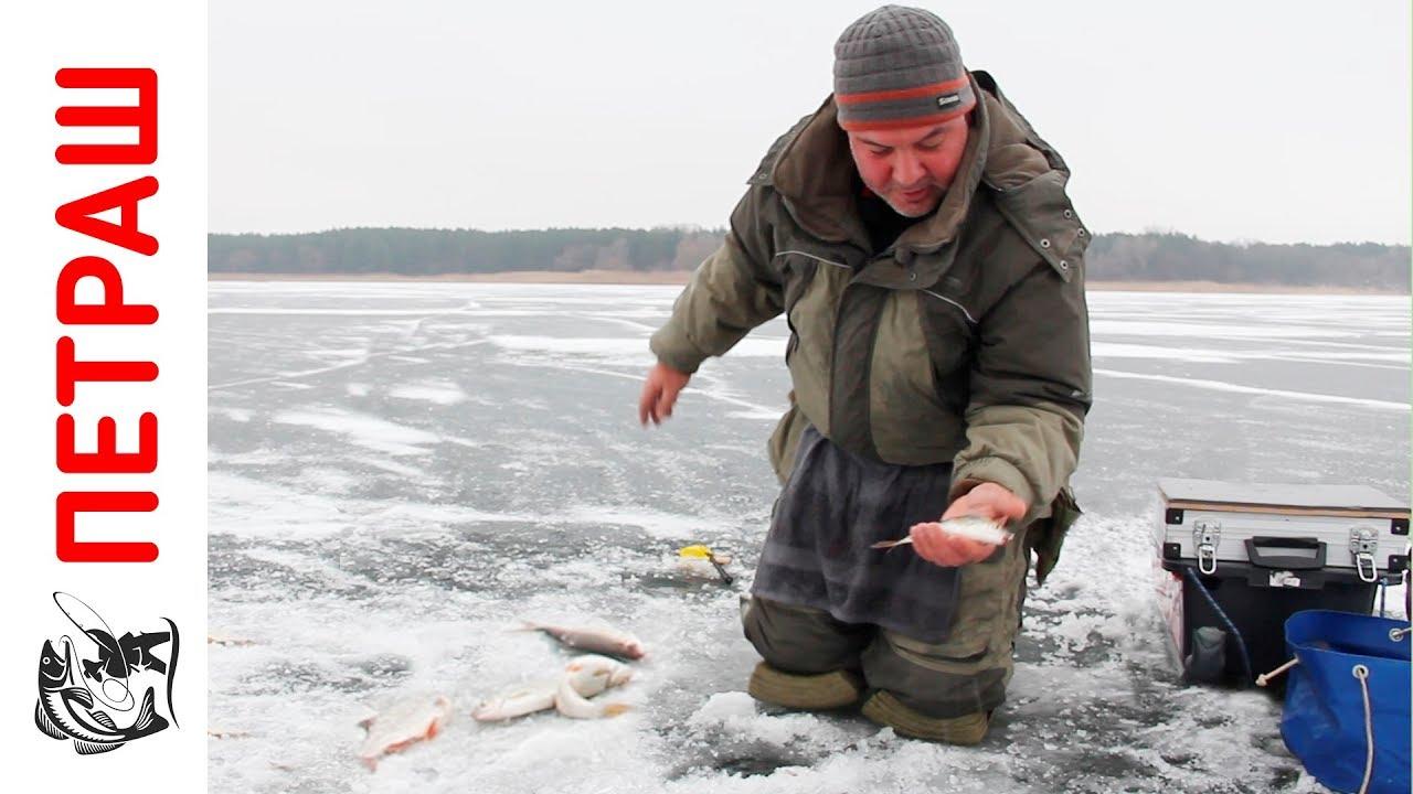 зимняя рыбалка в красноярске