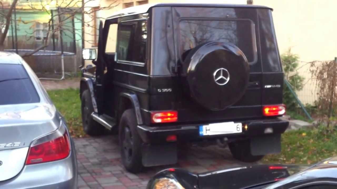 Mercedes g36 amg youtube for Mercedes benz g36