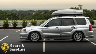 6 Speed Swapping My Subaru Forester: Part 1