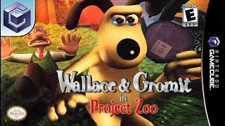 Longplay of Wallace & Gromit in Project Zoo