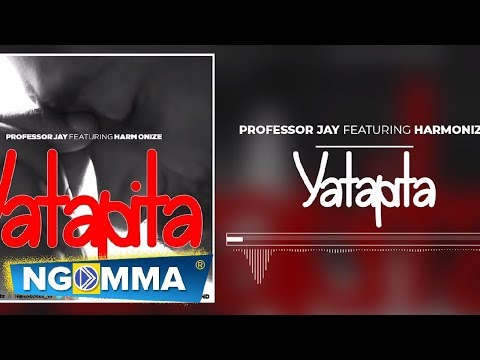 Professor Jay Feat Harmonize - YATAPITA (Official Audio)