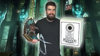 Game Unboxing - BioShock 10th Anniversary (Collector's Edition, PS4) (w/ Giveaway) | DanQ8000