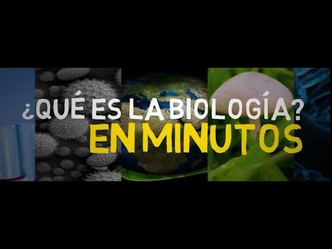 Download ¿QUE ES LA BIOLOGÍA ? en minutos