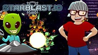 O ESPAÇO DOS GDS - Starblast.io