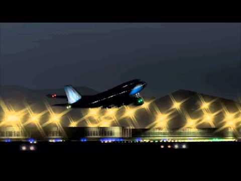 X-Plane 10 - Flight Simulator Trailer 2012