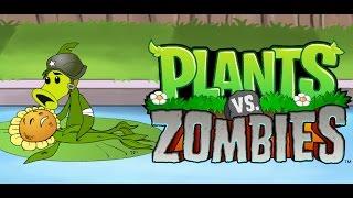 Plantas vs zombies animado 24 (PARODIA) Jehu Llerena