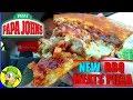 Papa John's® | BBQ Meats Pizza | Food Review! ♨️🍖🍕