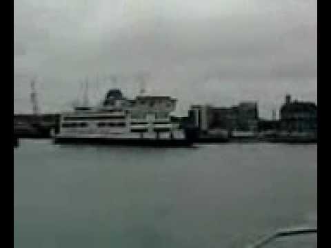 Isle of White Ferry