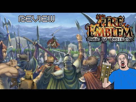 Fire Emblem: Path Of Radiance Review (GameCube) - BawesomeBurf