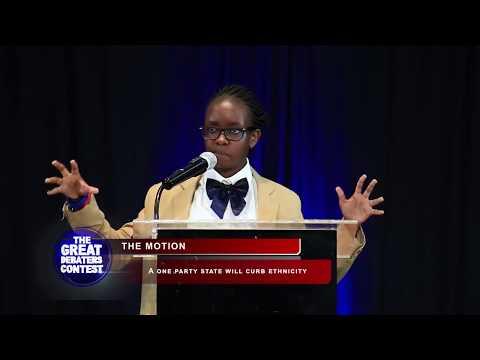 Nova Pioneer Girls Debut at The Great Debaters Contest 2017