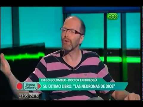 [REC] Entrevista a Diego Golombek