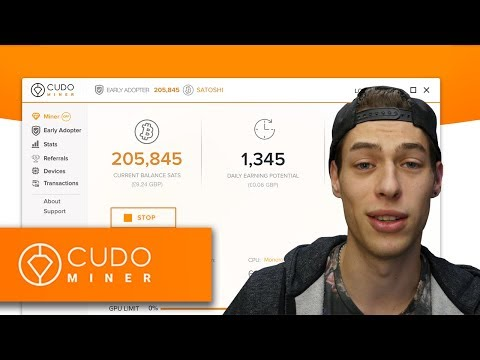 Cudo Miner Review, It's My Favourite Now!