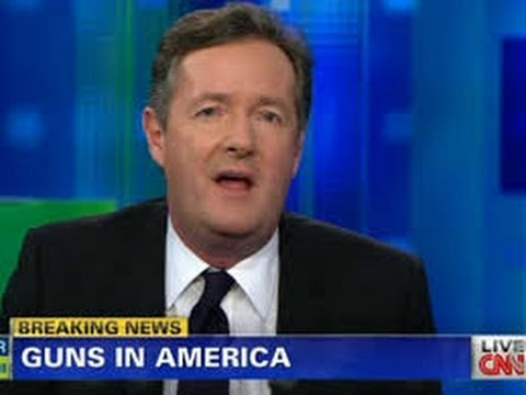 Piers Morgan Canceled from CNN