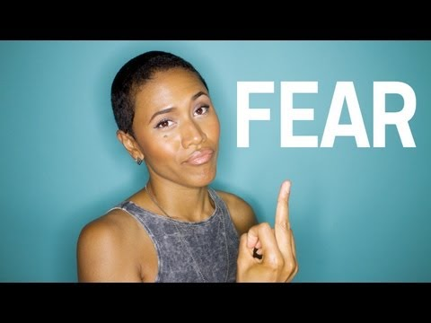 What is FEAR? What Are You Afraid of?