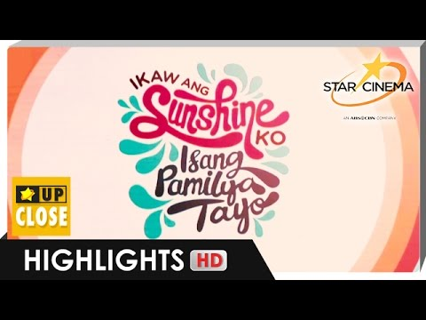 Ikaw Ang Sunshine Ko ABS-CBN Trade Launch highlights