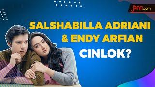 Salshabilla Adriani dan Endy Arfian Mesra, Pacaran? - JPNN.com