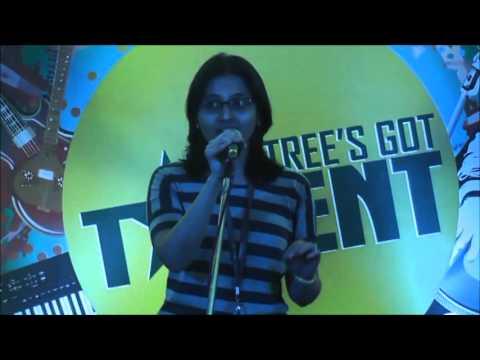 Anuradha singing in different Indian languages
