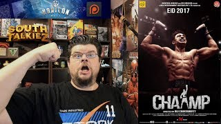 """Chaamp"" Bengali Trailer Reaction Review"