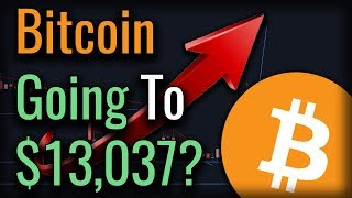 What's Next For Bitcoin? Is $13,037 In The Cards For Next Week?