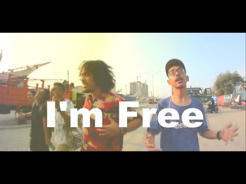 Souljah - I'm Free (Sunnies Picture )Cover Official Clip