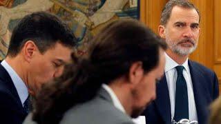 Jesús Á.Rojo: Felipe VI hace temblar a Moncloa:Casa Real explota e inicia la caza penal de Iglesias