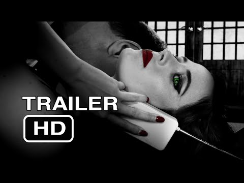 Sin City 2: A Dame to Kill For - Trailer
