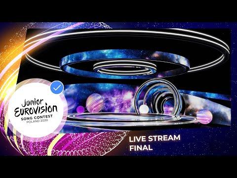 Junior Eurovision Song Contest 2020 - Live Show
