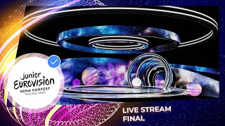 Junior Eurovision Song Contest 2020 - Live Show