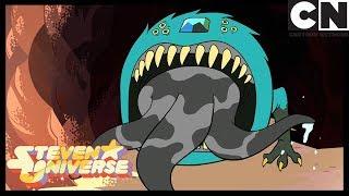 Steven Universe | Corrupted Gems In Cages | The Kindergarten Kid | Cartoon Network