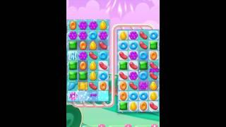 Candy Crush Jelly Saga Level 40 New (Cupcake Carl)
