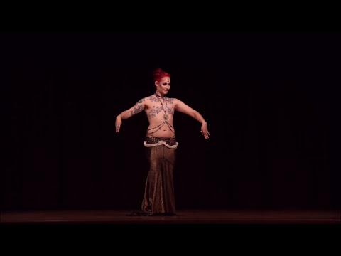 Draconis, Transgender Androgynous Belly Dancer   Phoenix Rising 2017