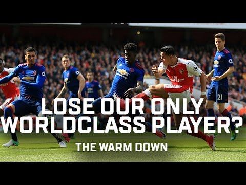 Lose Our Only WorldClass Player?! | Arsenal 2-0 United | Laura Woods | The Warm Down Podcast