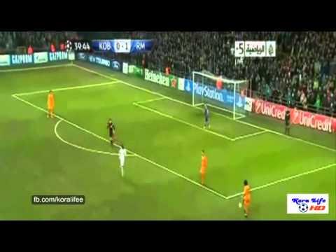 Copenhagen vs Real Madrid 0 2 ALL GOALS HIGHLIGHTS 10 12 2013 HD
