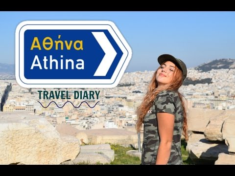 GREECE, Athens Travel Diary | Vasilisa Matović
