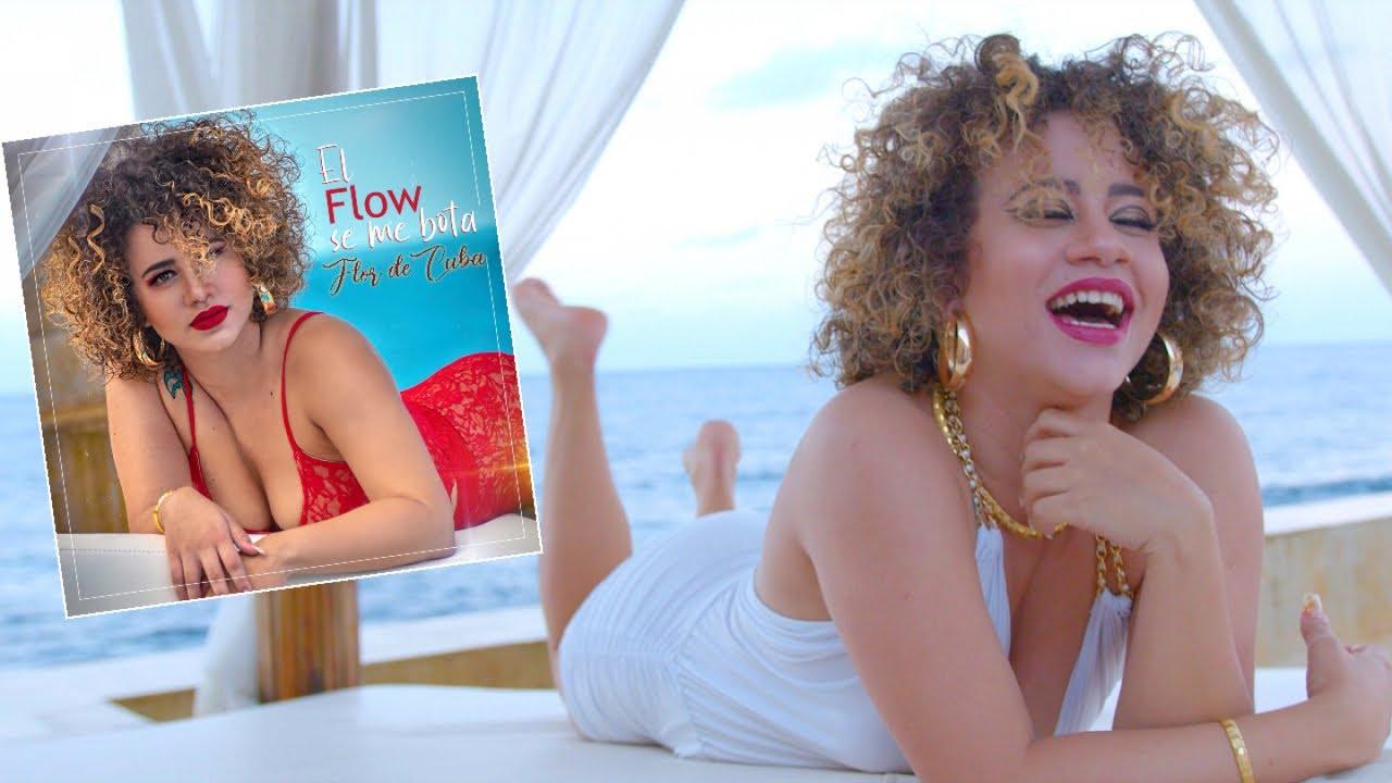 FLOR DE CUBA - EL FLOW SE ME BOTA - (OFFICIAL VIDEO)