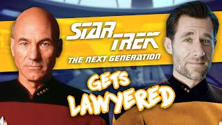 Real Lawyer Reacts to Star Trek TNG Measure of a Man (Picard Defends Data's Humanity) // LegalEagle
