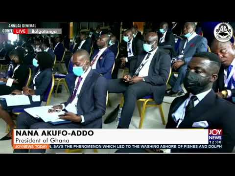 Live: 2021/2022 Bar Conference: Record of lawyers paying taxes poor – President Akufo-Addo (13-9-21)