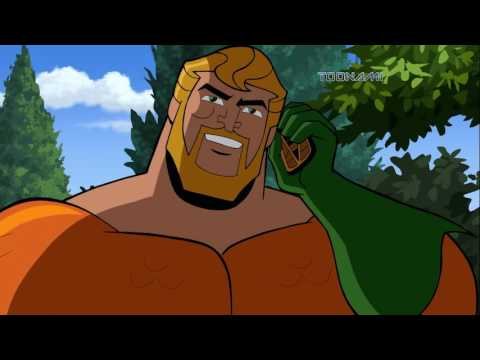 Respect Aquaman (Batman: The Brave and the Bold ...  |Batman The Brave And Bold Aquaman