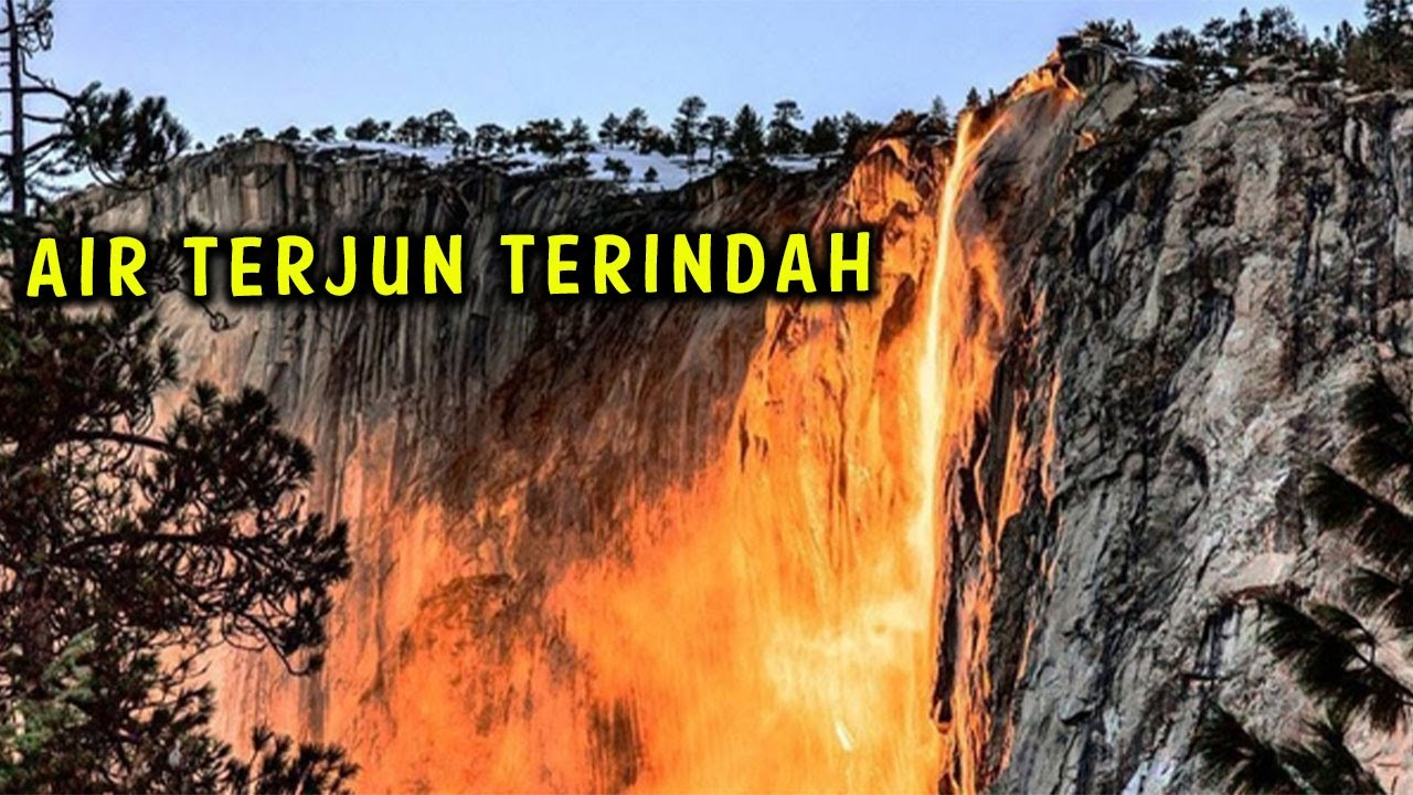 Photo Air Terjun Terindah Di Dunia Wwwgeekmailsu