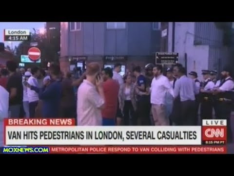 Witnesses Of London Mosque Attack Say They Saw Second And Possibly A Third Person Exit Van!