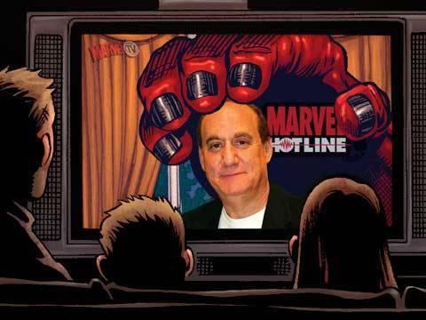 Marvel Hotline: Jeph Loeb